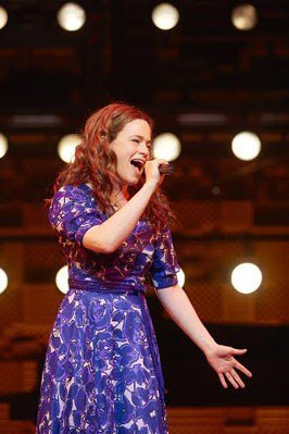 Katie Brayben as Carole King