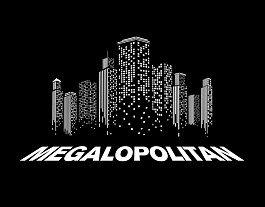 Megalopitan poster for VAULT Festival