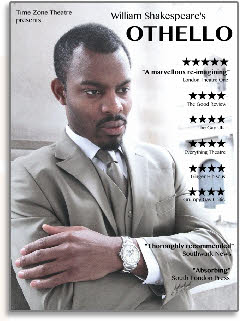 Othello at Waterloo East Theatre