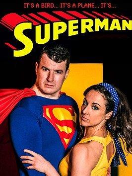 Superman musical Leicester Square Theatre