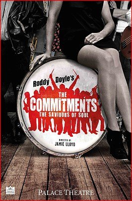The Commitments musical London West End