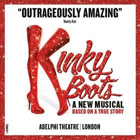 Kinky Boots The Musical London