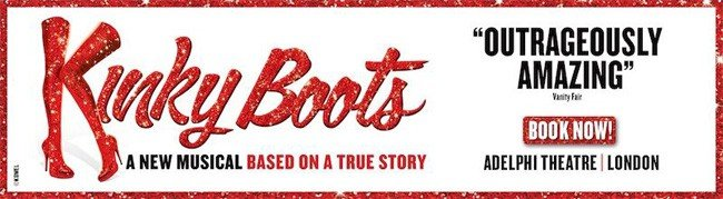 Kinky Boots The Musical Adelphi Theatre London