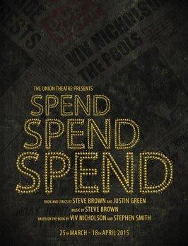 Spend, spend, spend