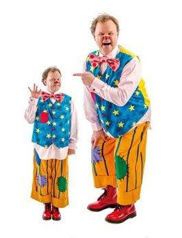 Tale of Mr Tumble