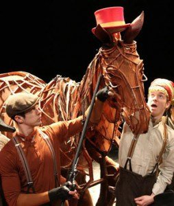 War Horse in Wear a Hat Day