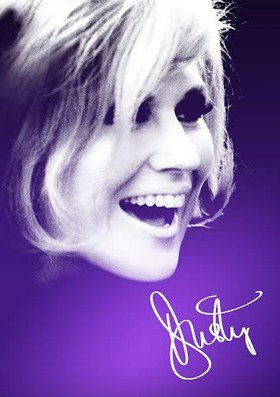 Dusty Springfield poster for Dusty