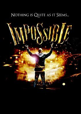 Impossible magic show Noel Coward Theatre