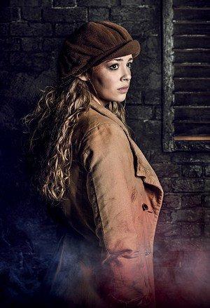 LES MISÉRABLES 30th Anniversary Postcards. Carrie Hope Fletcher as 'Eponine'.