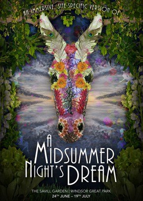 A Midsummer Night's Dream Windsor Park