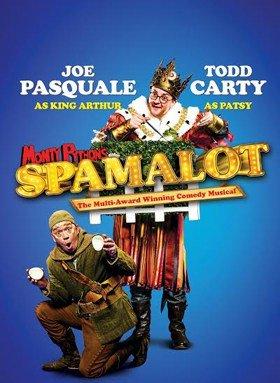 Spamalot UK Tour
