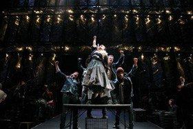 The Convicts Opera