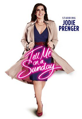 Jodie Prenger Tell Me On a Sunday