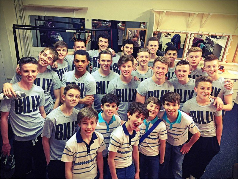 Billy Elliot The Musical 2015