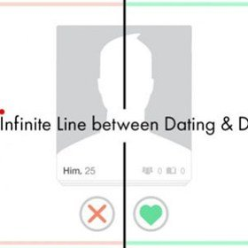 Infinite Line Between Dating and Dying