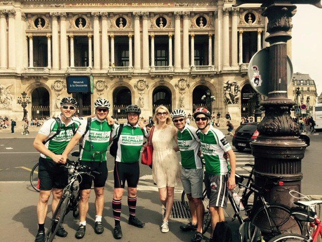 Phantom Cycle Charity Ride