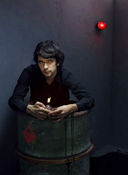 Bakkhai with Ben Whishaw