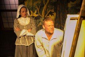 Asking Rembrandt
