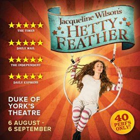 Hetty Feather at Duke of York's Theatre
