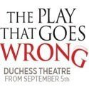 Review of The Play That Goes Wrong London West End