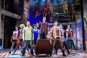 American Idiot Production Photo