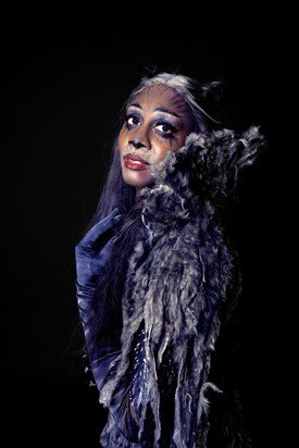 Beverley Knight (Grizabella) photo Matt Crokett