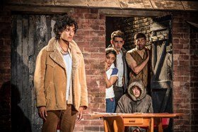 East is East cast photo