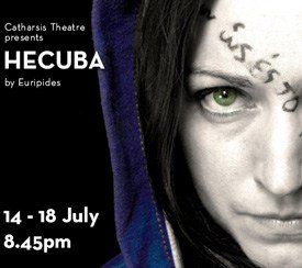 Hecuba at the White Bear Theatre