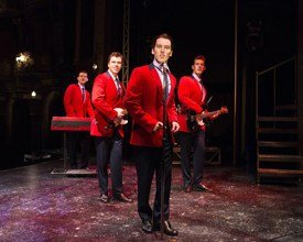 Jersey Boys UK Cast