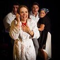 I Love You, You're Perfect, Now Change cast: Julie Atherton, Simon Lipkin, Gina Beck and Samuel Holmes