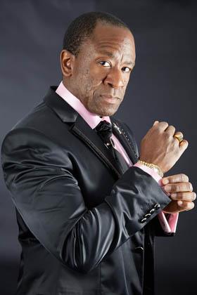 Lucian Msamati stars as Archbishop Tardimus Toof