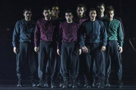 BalletBoyz in YOUNG MEN