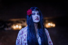 Nastasha Jouhl as Madama Butterfly