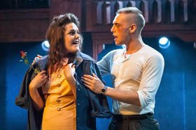 DOGFIGHT Laura Jane Matthewson and Jamie Muscato