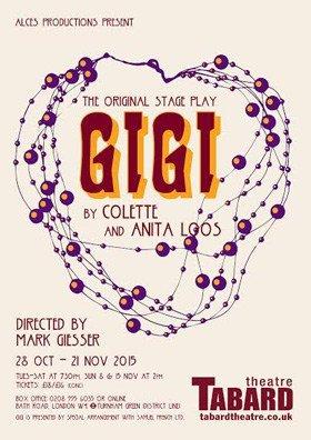 Gigi at The Tabard Theatre