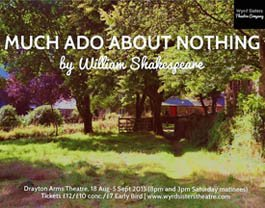 Wyrd Sisters Much Ado About Nothing
