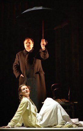 My Mocking Happiness at St. James Theatre London