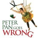 Seasonal run of PETER PAN GOES WRONG at The Apollo Theatre