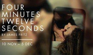 Four Minutes Twelve Seconds at Trafalgar Studio Two