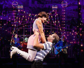 Dreamboats and Miniskirts UK Tour - Elizabeth Carter as Laura and Alex Beaumont as Bobby
