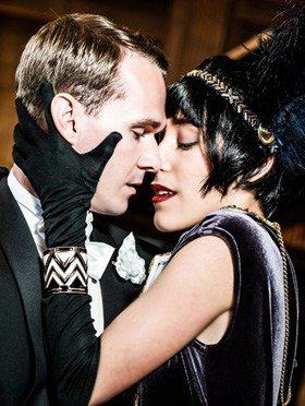 The Great Gatsby at Greenwich Theatre