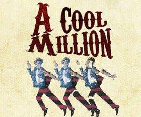 A Cool Million at Brockley Jack Studio Theatre