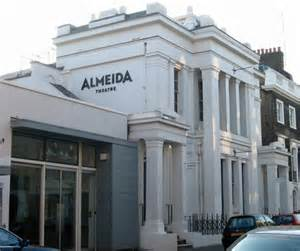 The Almeida Theatre is staging a live streamed reading of The Odyssey as the final event in the Almeida Greeks season