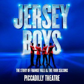 Jersey Boys Piccadilly Theatre