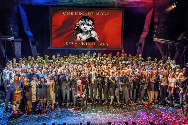 Les Miserables 30th Anniversary