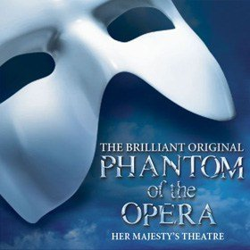 The Phantom of The Opera He Majesty's Theatre London
