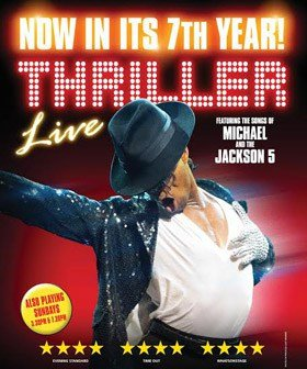 Thriller Live 7th Year
