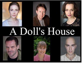 Cast of A Doll's House