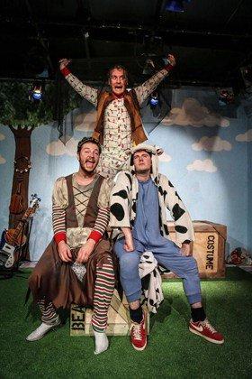 Cinderella and the Beanstalk Theatre503