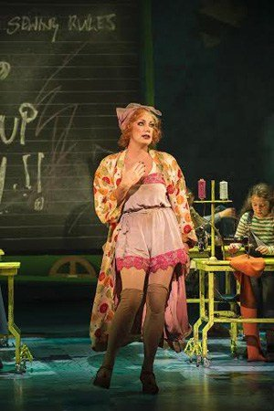 ANNIE - Craig Revel Horwood as Miss Hannigan.